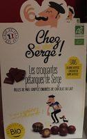 Billes De Mais Souffle Enrobees Choc Lait - Informations nutritionnelles