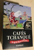 Cafes tchanqué - Product