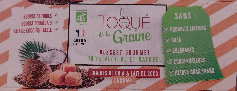 Dessert Gourmet 100% Végétal Et Naturel - Product - fr