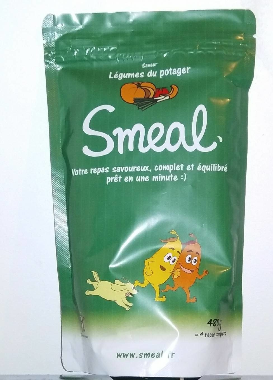 Smeal saveur légumes du potager - Produit - fr