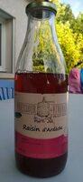 Raisin d'Ardèche - Product