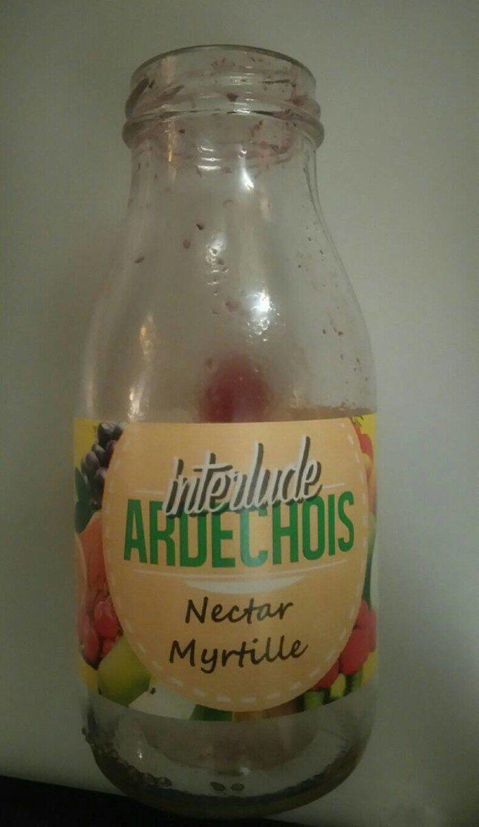 Nectar myrtille - Product - fr