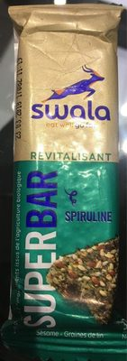 SuperBar Spiruline - Product
