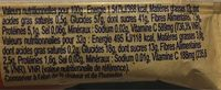 SuperBar Acerola - Nutrition facts