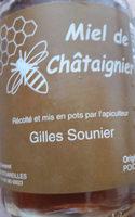 Miel de Châtaignier - Product - fr