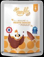 Mon mouliné de patates douces et poulet - Product - fr