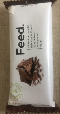 Barre chocolat - Repas complet - Produit