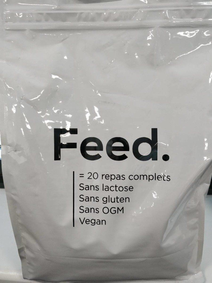 Feed saveur chocolat 3kg - Product - fr