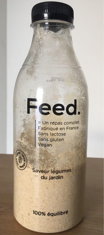 Saveur légumes du jardin - Produit - fr