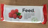 Barre repas fruit rouge - Producto