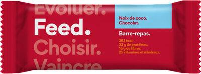 Barre Original Chocolat Noix de Coco - Produit - fr