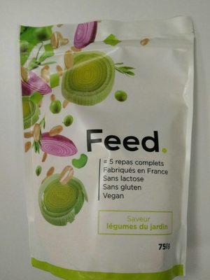 Feed légumes du jardin - Produit - fr
