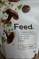 Feed saveur Cèpes - Product - fr