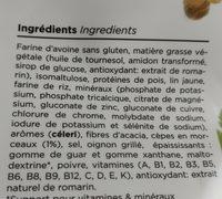 Feed saveur Cèpes - Ingredients - fr
