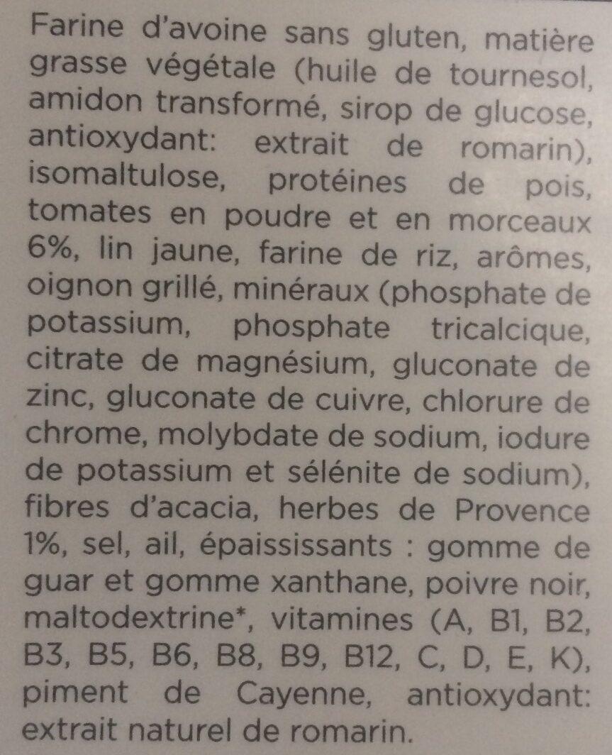 Saveur tomates à la provençale - Ingrédients - fr