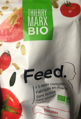 Feed Bio by Marx Tomate olives - Product