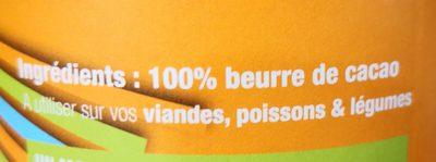 Stoleo - Ingrediënten - fr