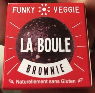 La Boule Brownie - Product