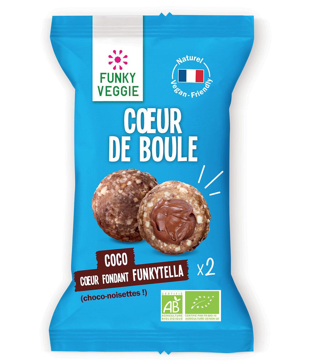 Cœur de Boule Coco Funkytella - Product - fr