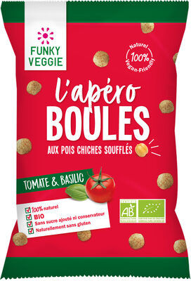 L'apéro Boules - Tomate & Basilic - Product - fr