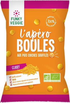 L'apéro Boules - Curry - Product - fr