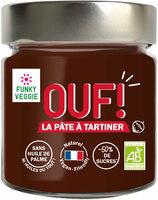 OUF! La pâte à tartiner Cacao Noisettes - Producto - fr