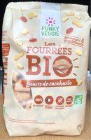 Les Fourrées BIO - Beurre de Cacahuète - Produit - fr