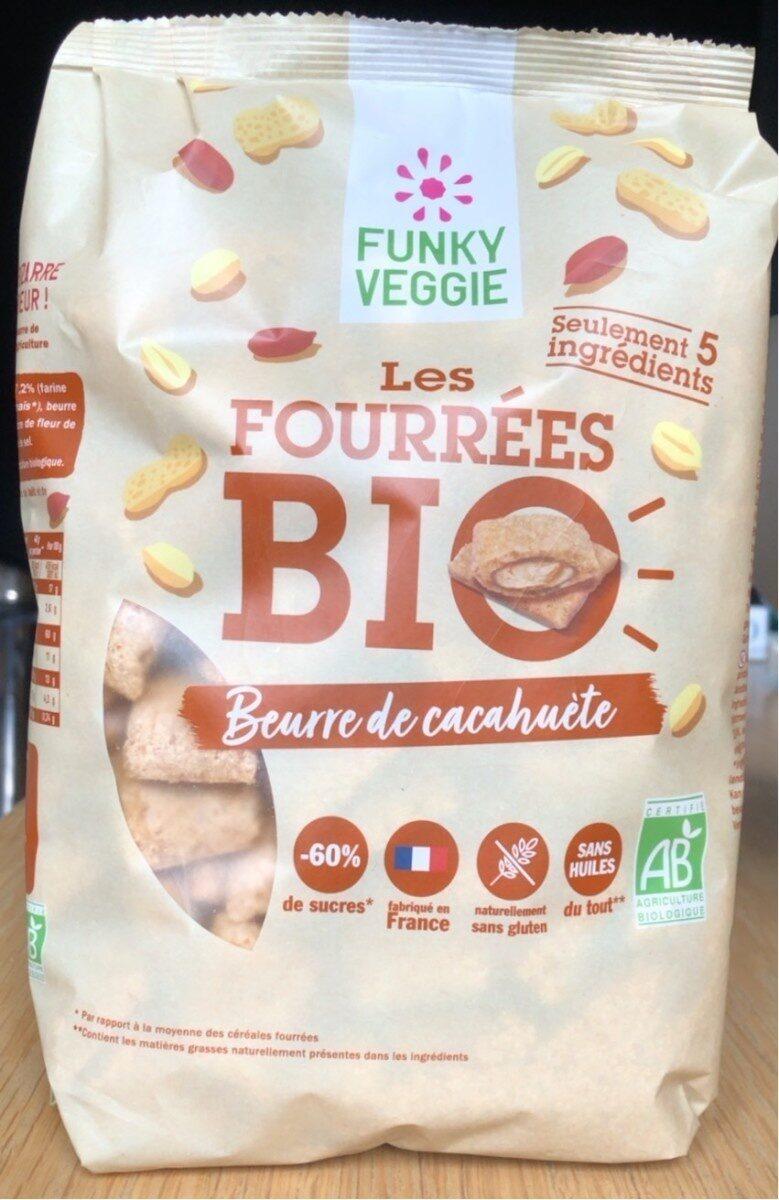 Les Fourrées BIO - Beurre de Cacahuète - Prodotto - fr