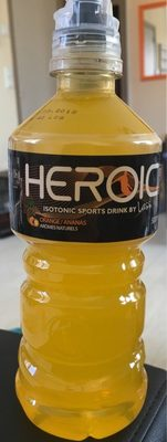 Heroic Sport Orange Ananas - Product