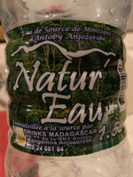 Natur'Eau - Produit