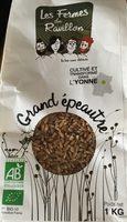 Grand épeautre - Product - fr