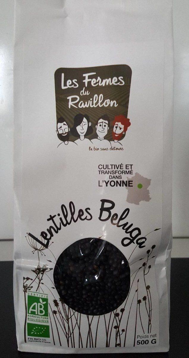 Lentilles Beluga - Product - fr