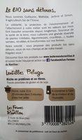 Lentilles Beluga - Ingrediënten - fr