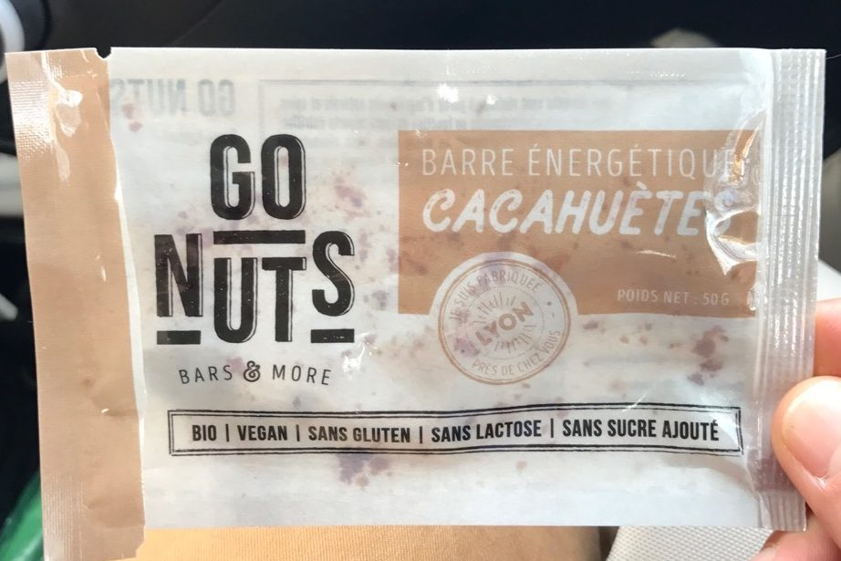 Barre energetique cacahuetes - Product