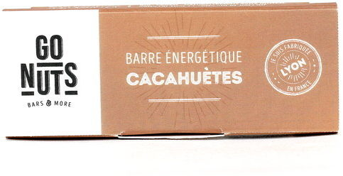 Barre cacahuètes - Product