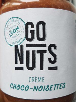 Pâte à tartiner Choco-noisettes - Produit - fr