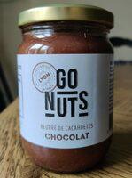 Beurre de cacahuète chocolat - Product - fr