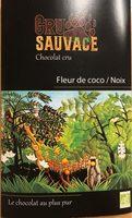 Fleur de coco / noix - Produkt