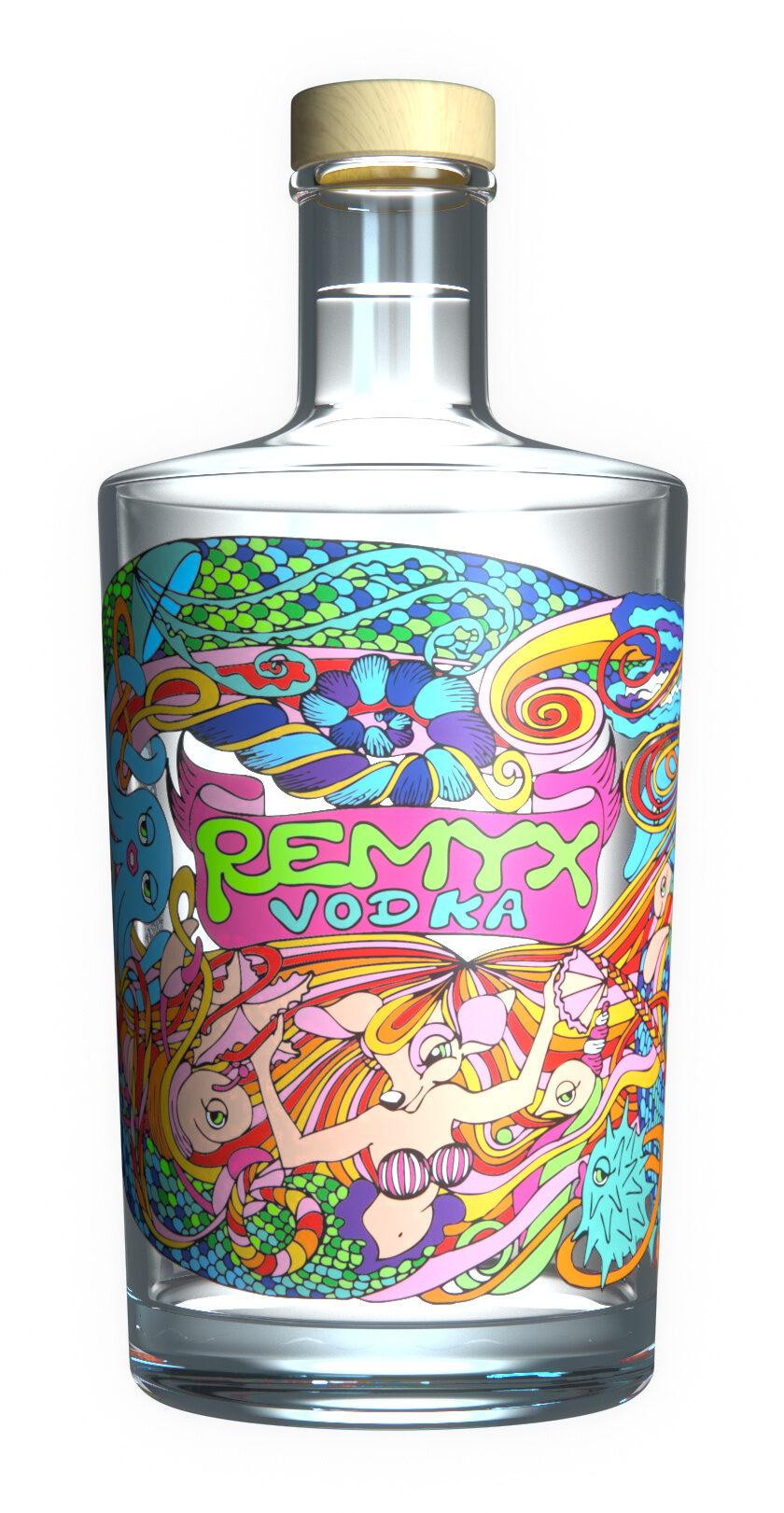 REMYX VODKA Aquatique - Produit - fr