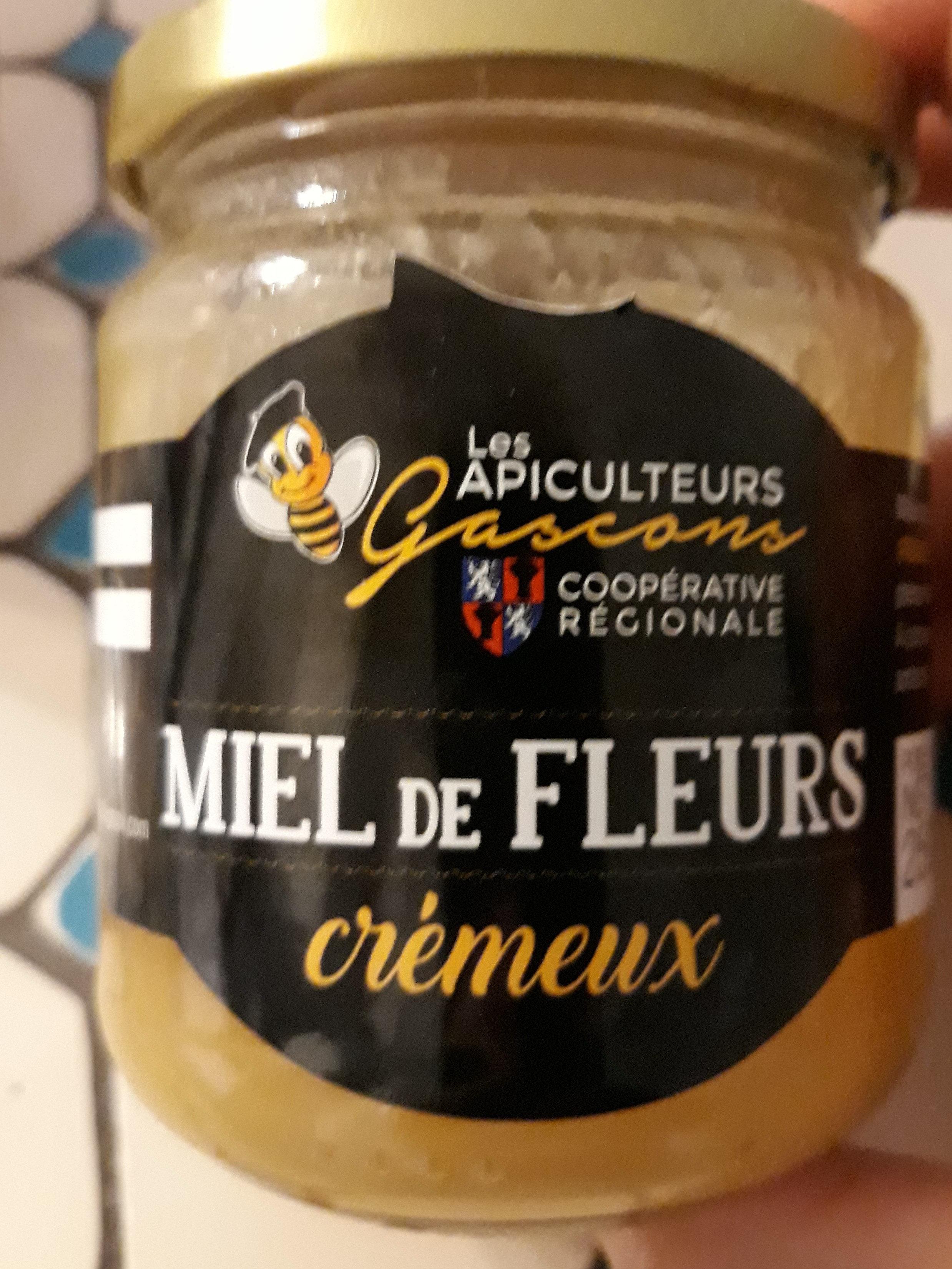 miel de fleurs cremeux - Product