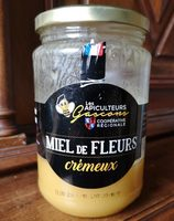 Miel de Fleurs crémeux - Product