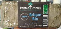 Brique bio vache - Product - fr