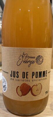 Jus de Pomme variétés anciennes - Produit - fr