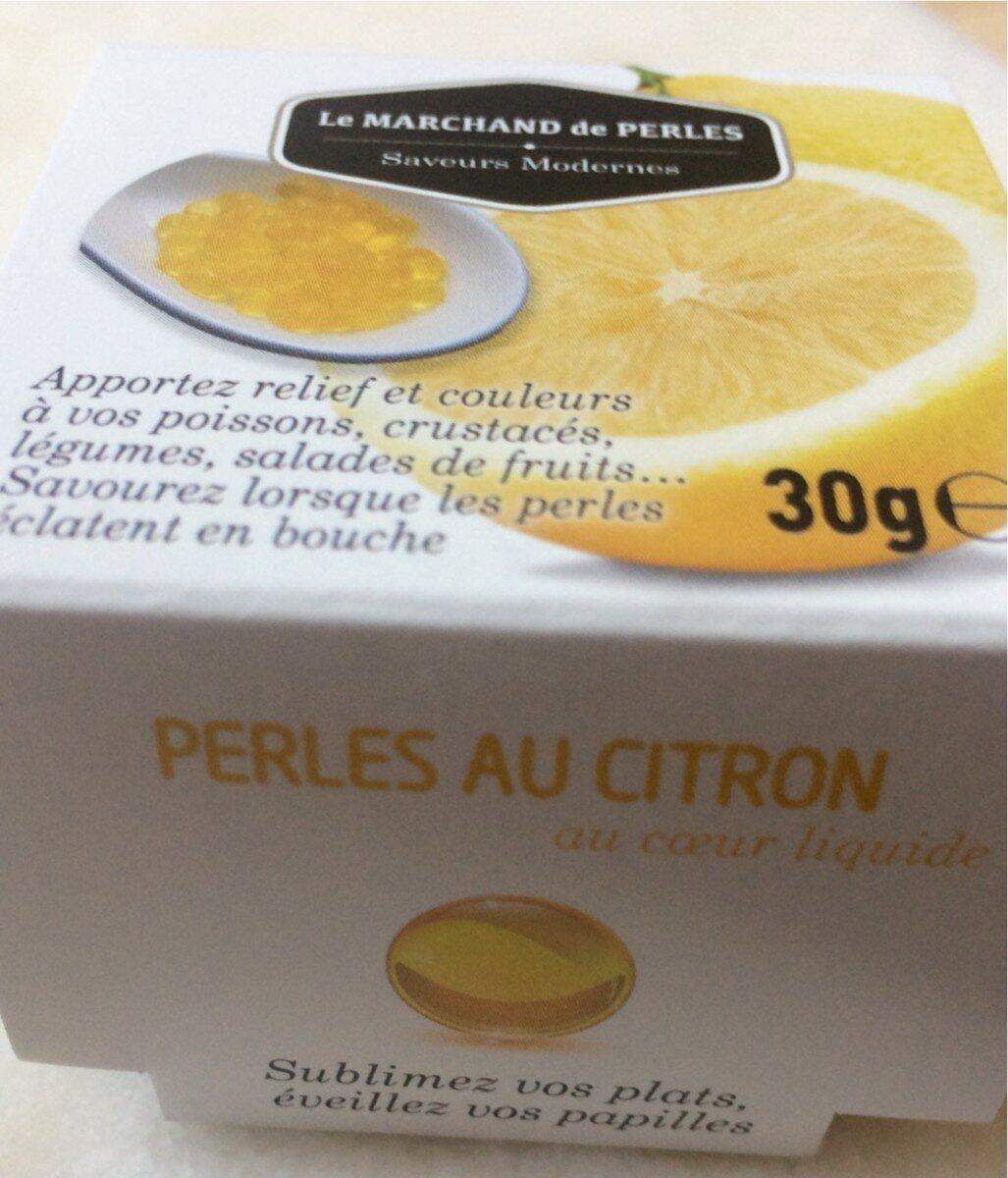 Perles au citron - Product - fr