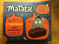 Le Brownie - Product
