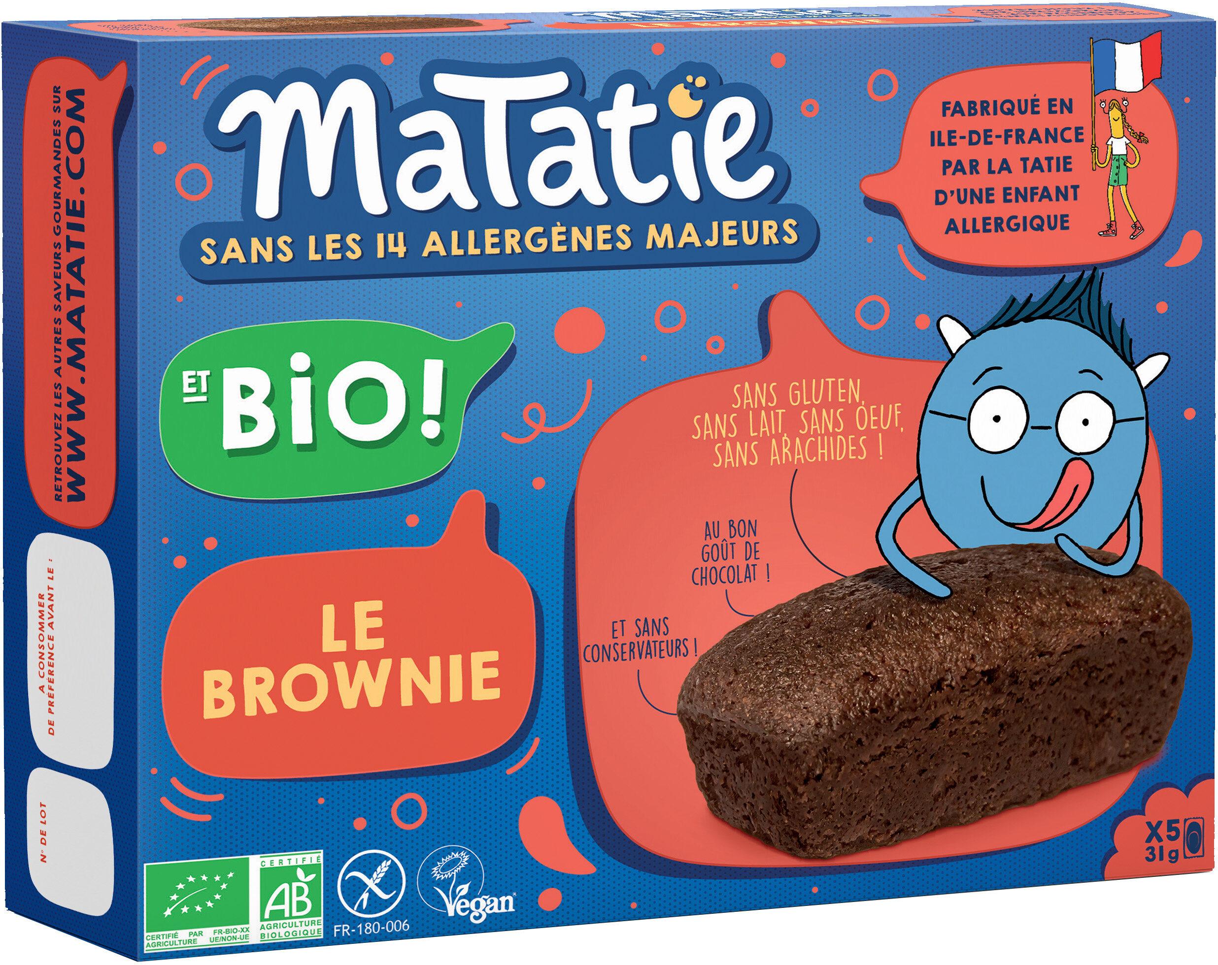 Le Brownie - Produit - fr