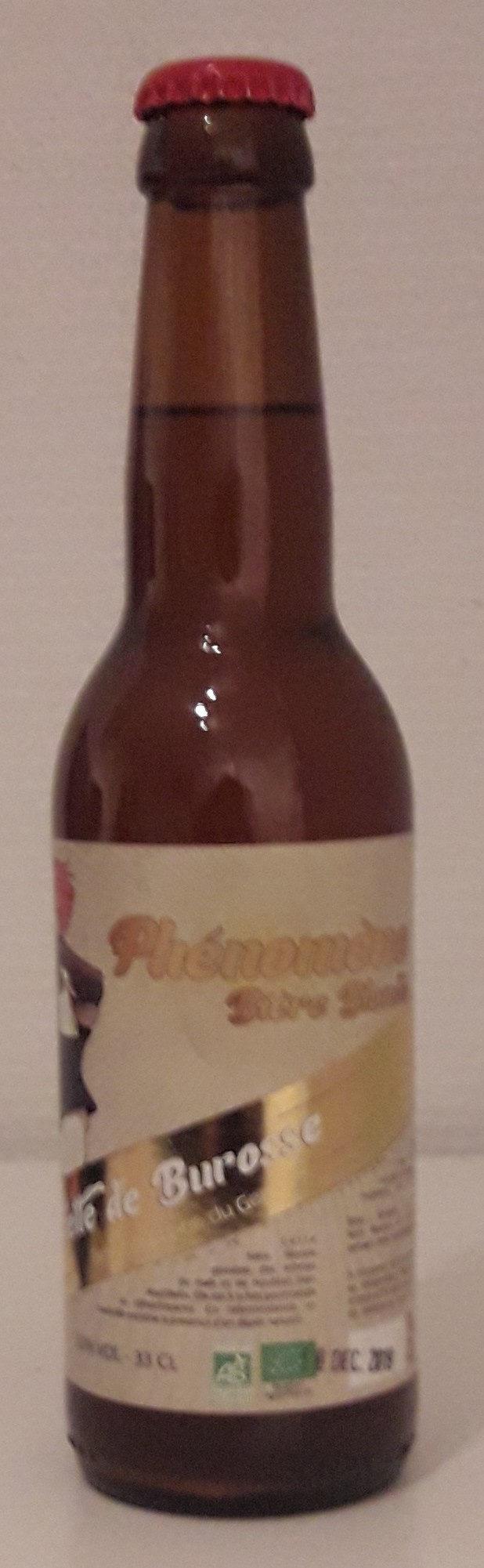 Cuvée Phénomène Bière Blonde - Product - fr