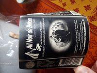 Ail noir de Billom - Produit - fr