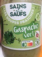 Gaspacho Vert - Product