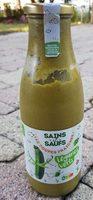 Soupe fraiche Légumes Verts - Produit